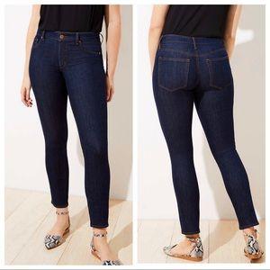 LOFT | Curvy Skinny Jeans